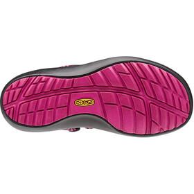 Keen Maupin Sandalen Dames roze/zwart